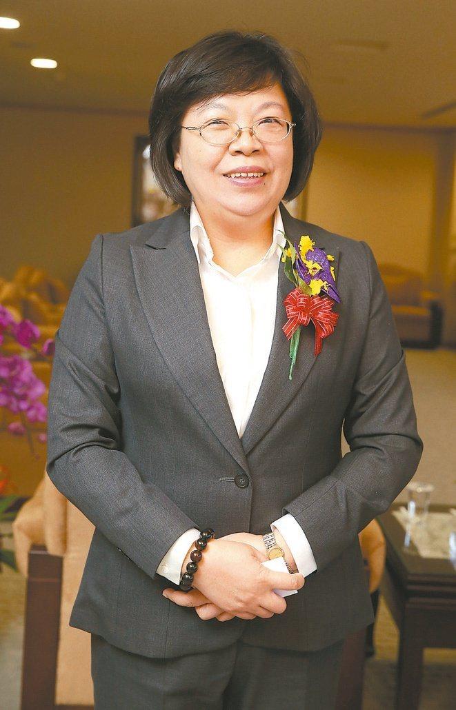 亞泰總經理吳淑品。(本報系資料庫)