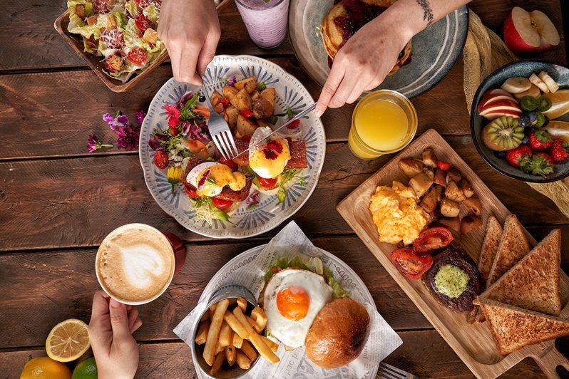 樂子the Diner推出4款「樂便當」。圖/樂子the Diner提供