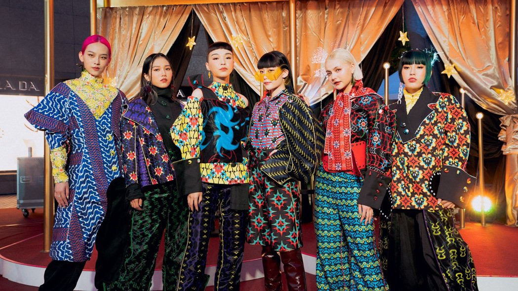女團「HUR」的2支MV點閱累計破2百萬。圖/AOA ENTERTAINMENT...