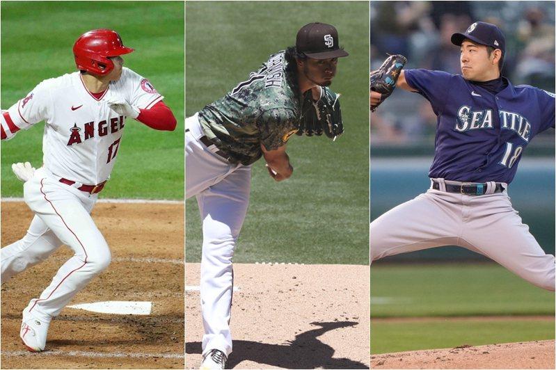 大聯盟官網日前列出各隊不可或缺的選手,3名日籍球員都上榜! 路透、美聯社