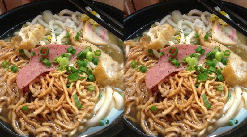 圖/小荳荳鍋燒意麵
