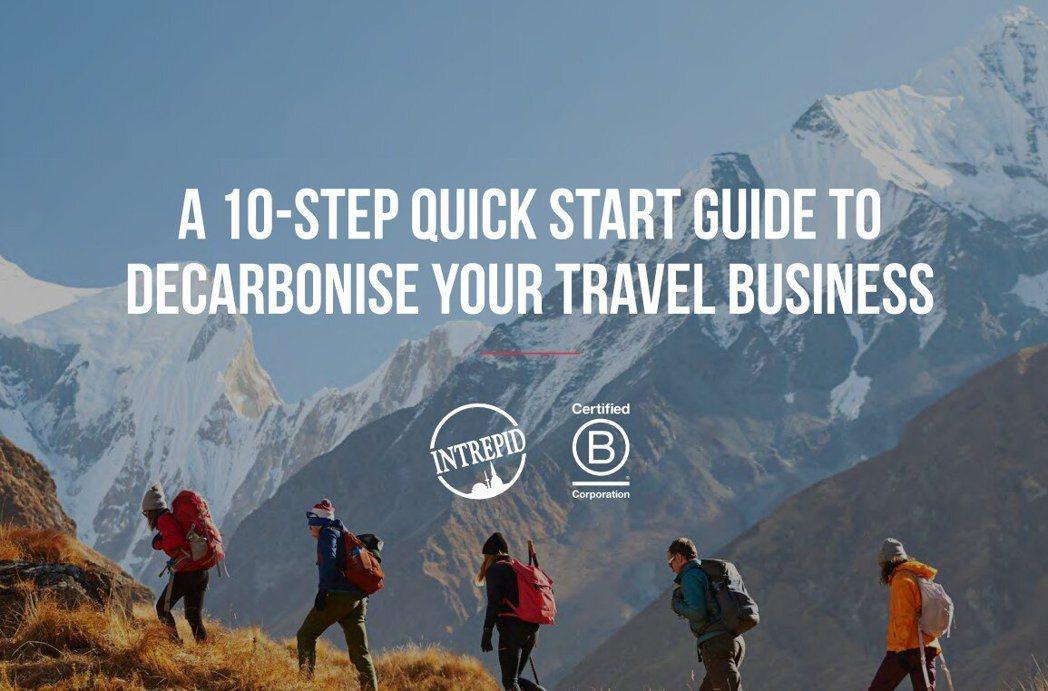 旅遊業實用減碳指南。 圖/intrepidtravel.com