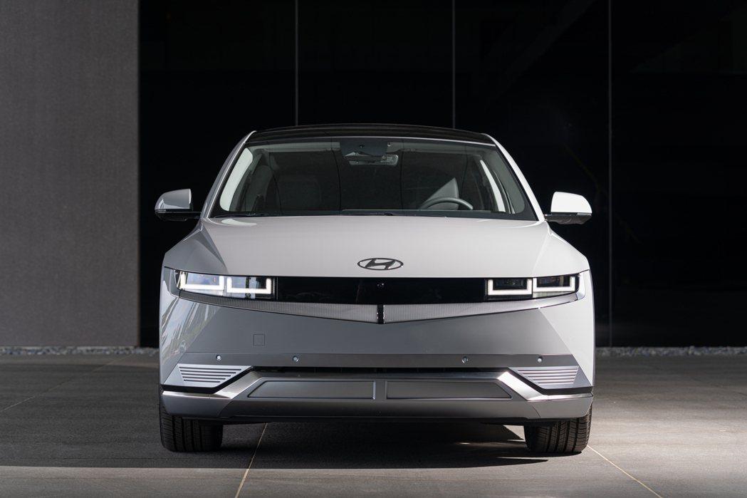 全新美規Hyundai IONIQ 5在24日正式發表。 摘自Hyundai
