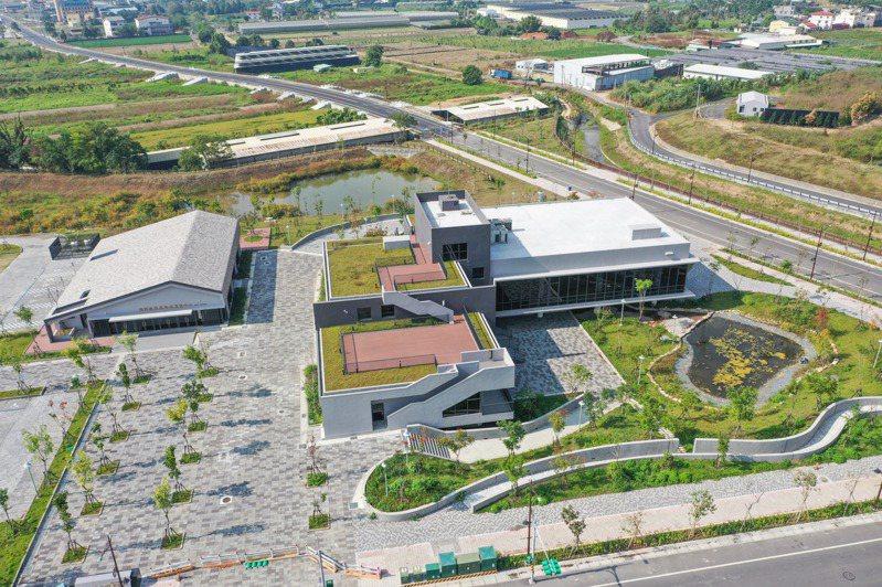 南投縣政府開發埔里福興溫泉區,5月底將進行第2次土地公開標售作業。圖/南投縣政府提供