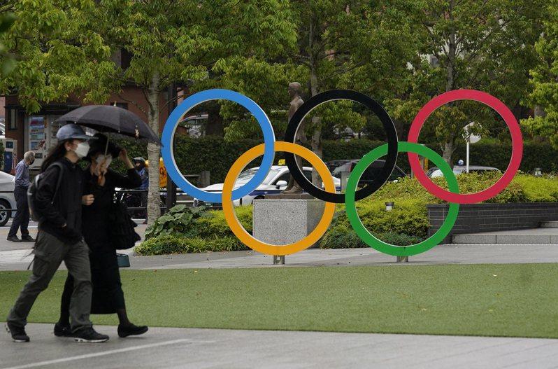 東京奧運預定於7月23日舉行。歐新社