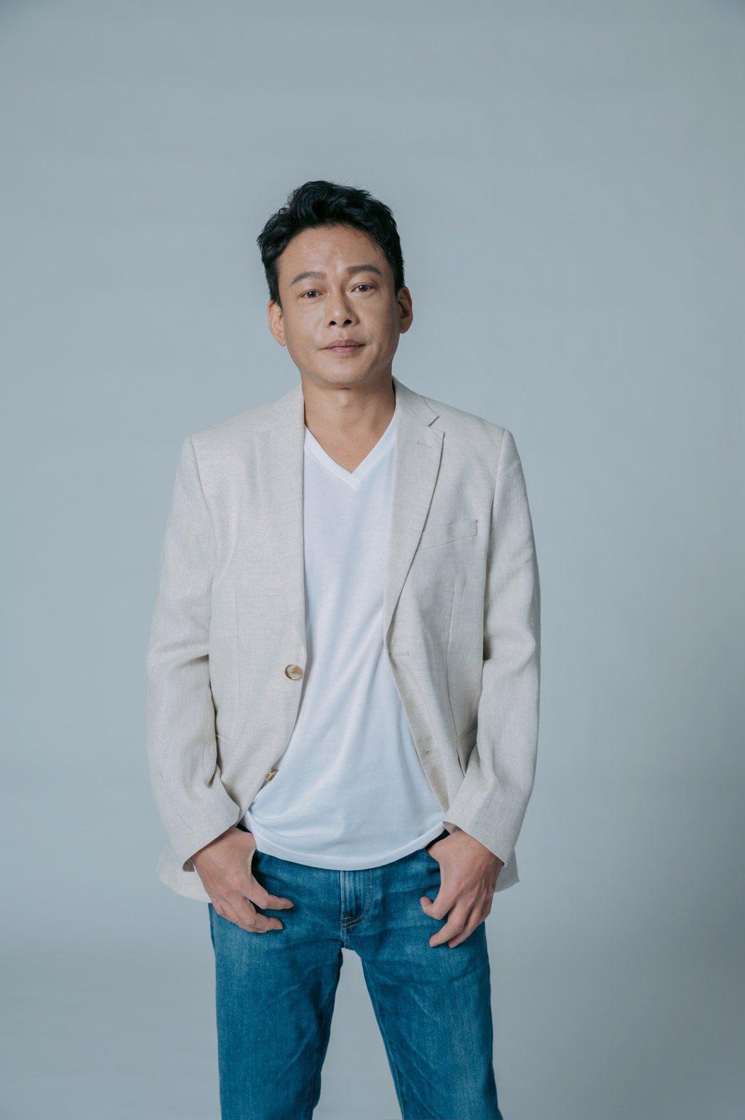 金馬影帝李康生擔任「2021臺北勞動影像嘉年華」代言人。圖/電影戲劇業職業工會提