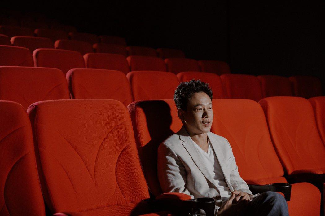 金馬影帝李康生擔任「2021臺北勞動影像嘉年華」代言人。圖/電影戲劇業職業工會提...