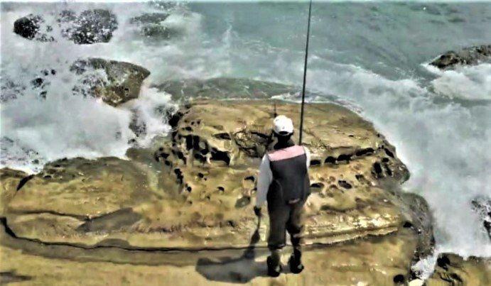基隆市公告四大漁港禁垂釣,釣客:3萬起跳不敢釣了。圖/報系資料照
