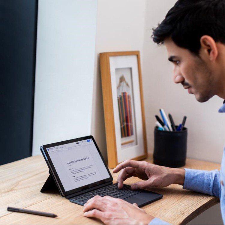 Lenovo IdeaPad Duet Chromebook 10.1吋2-in...