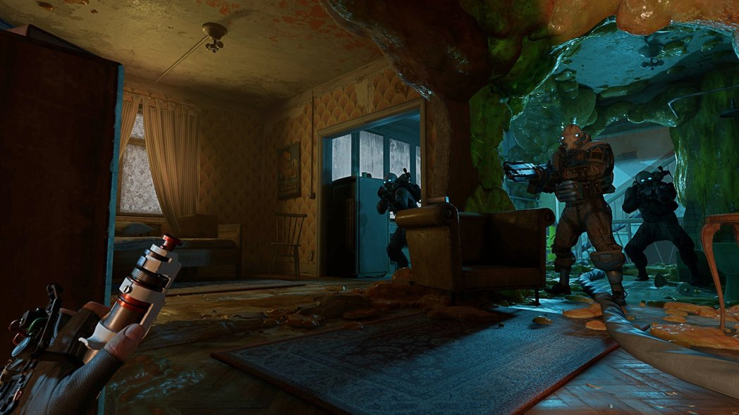圖為《戰慄時空:艾莉克絲》