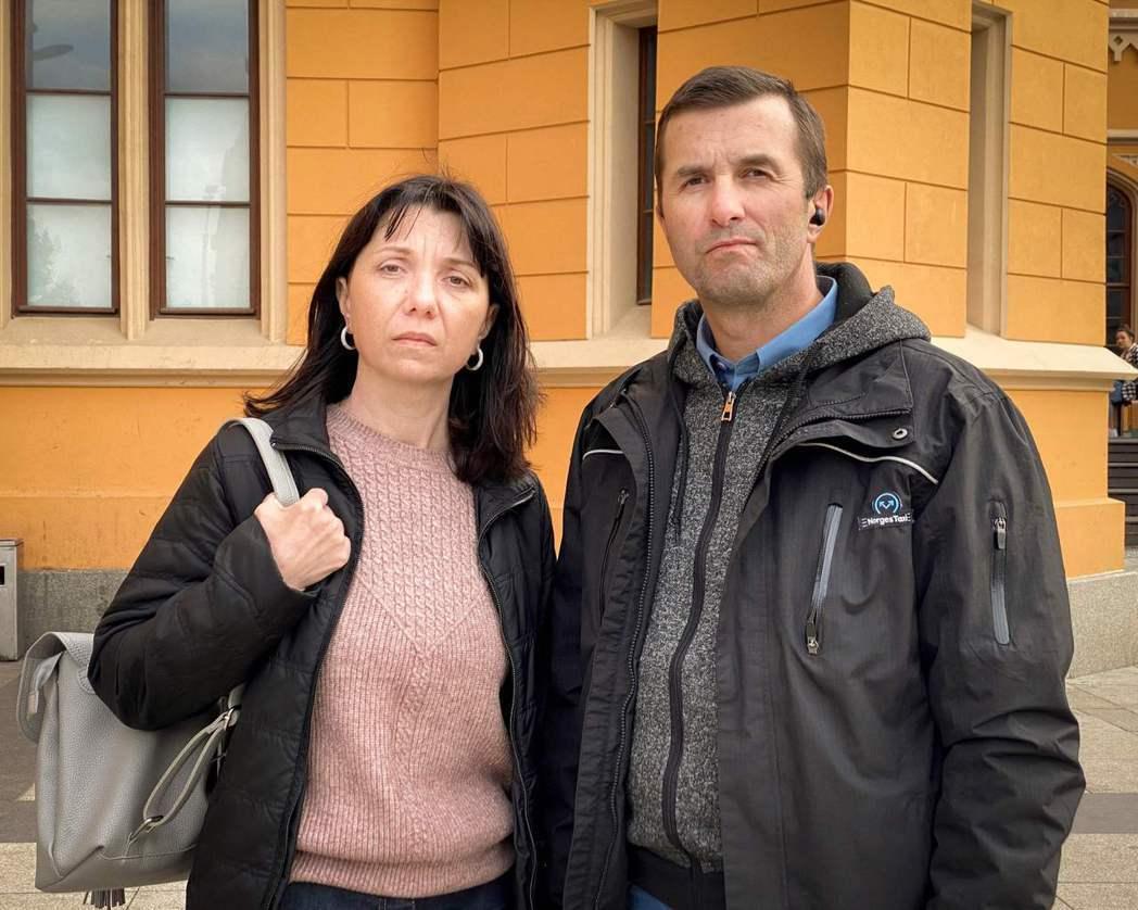 一樣流亡到波蘭的波塔塞維奇父母不斷發出公開求救信,呼籲外界盡快出手,拯救他們「隨...