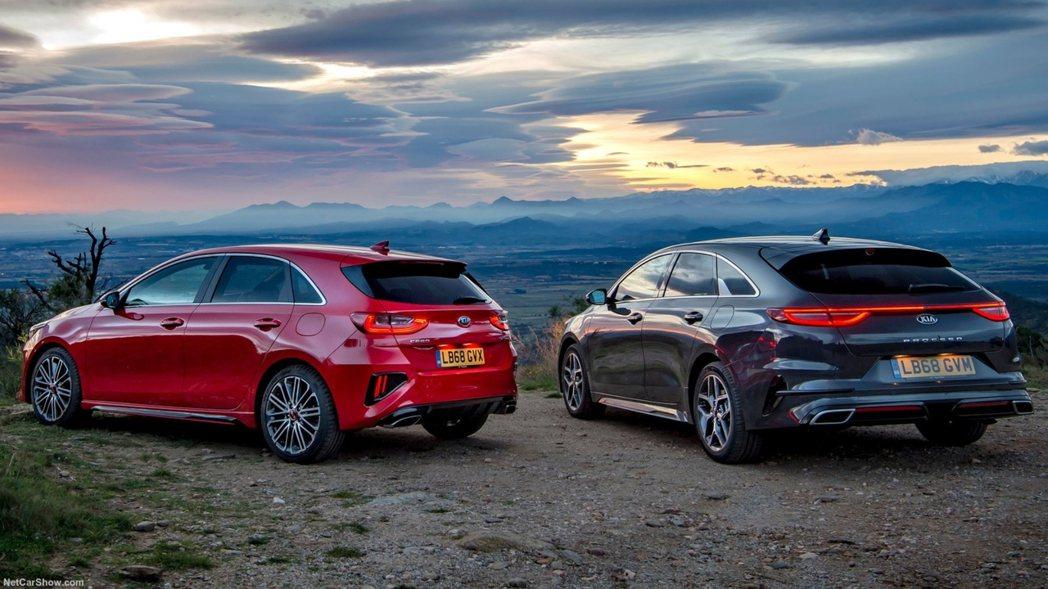 Kia Ceed Family是專屬歐洲市場的車款,並肩負品牌在歐洲的銷量重任。...