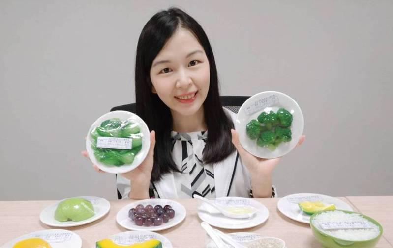 黃琳惠營養師分享防疫飲食關鍵。圖片由黃琳惠授權「有肌勵」刊登
