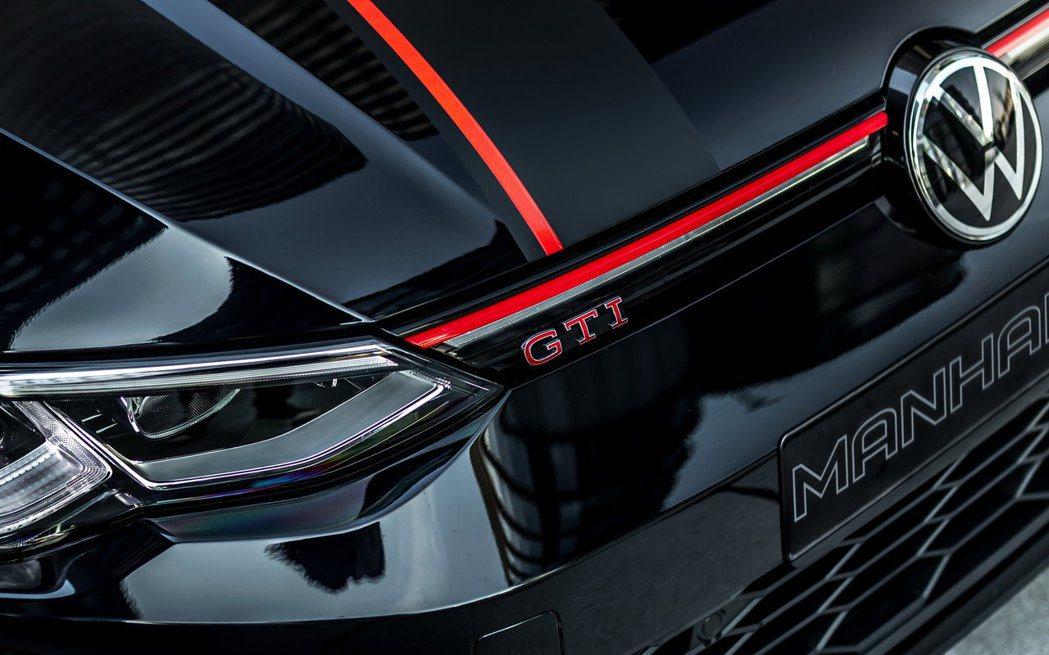 Volkswagen Golf GTI經過Manhart之手後,外觀與動力都已提...