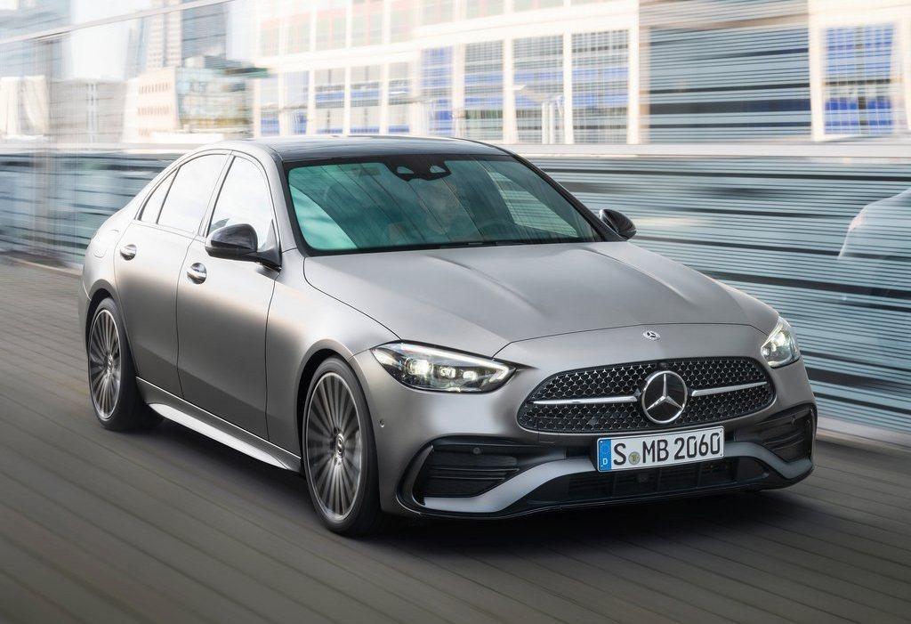Mercedes宣布W206 C300車型即將登陸美國市場。 摘自Mercede...