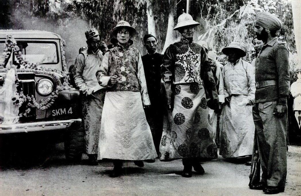 圖/維基共享:從19世紀末到20世紀,位於亞洲心臟地帶的西藏,就一直是帝國主義的...