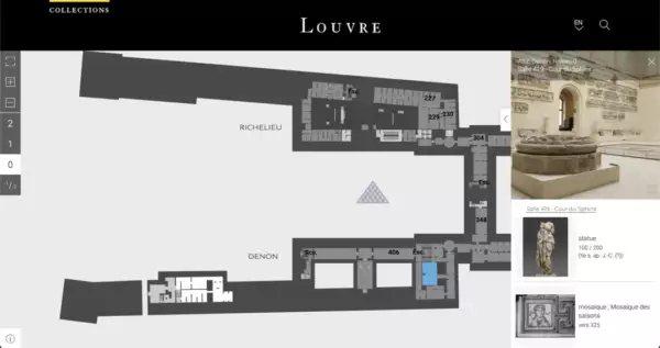 圖片來源:Musée du Louvre