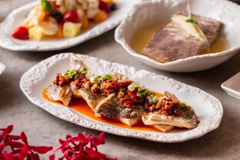 閩式剁椒石斑魚。 業者/提供