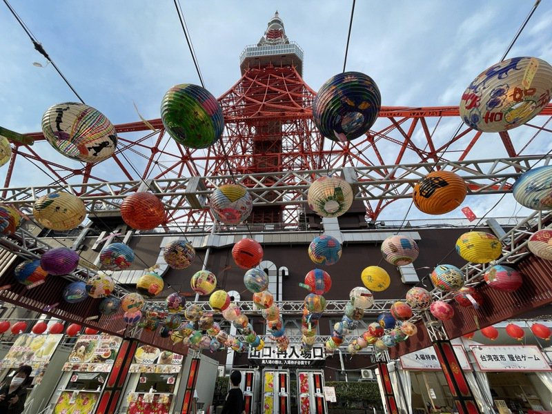 為了避免疫情擴大,東京等地適用緊急事態宣言,東京鐵塔台灣祭一度暫停,5月22日低調重啟,為了避免人潮密集,未大力宣傳。  中央社