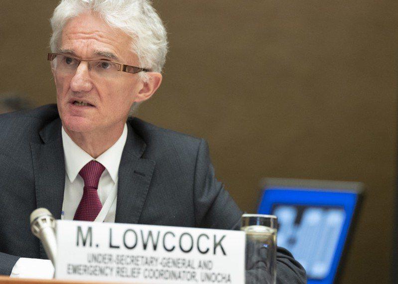 聯合國人道事務與緊急援助副秘書長洛科克向安理會呼籲,必須落實戰爭罪的懲罰。(photo by UN Geneva on flickr under CC2.0)