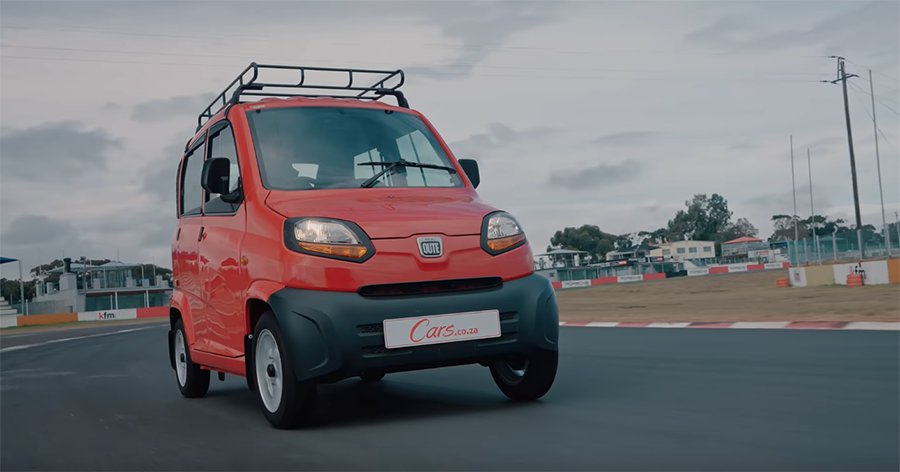 裁自Cars.co.za影片