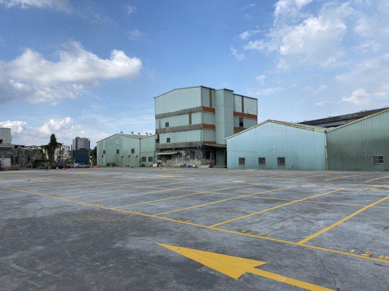 公九旁停車場位於泰山區明智路3段351巷。圖/新北交通局提供