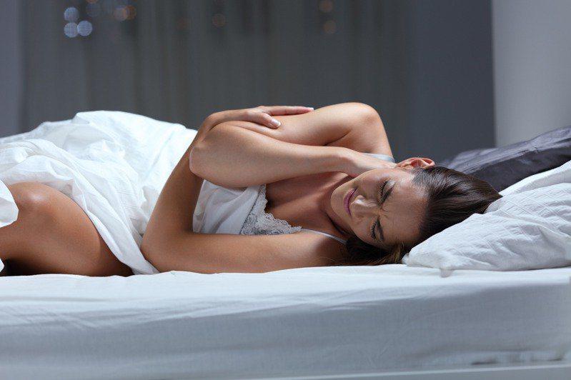 罹患停藥症候群,恐出現失眠等症狀。圖/ingimage