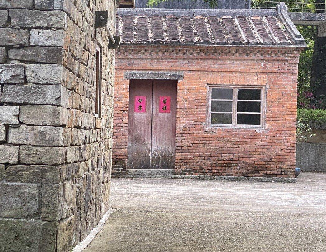 林憲能兒時在坪林長大,對故鄉有著深厚情感。照片提供/林憲能