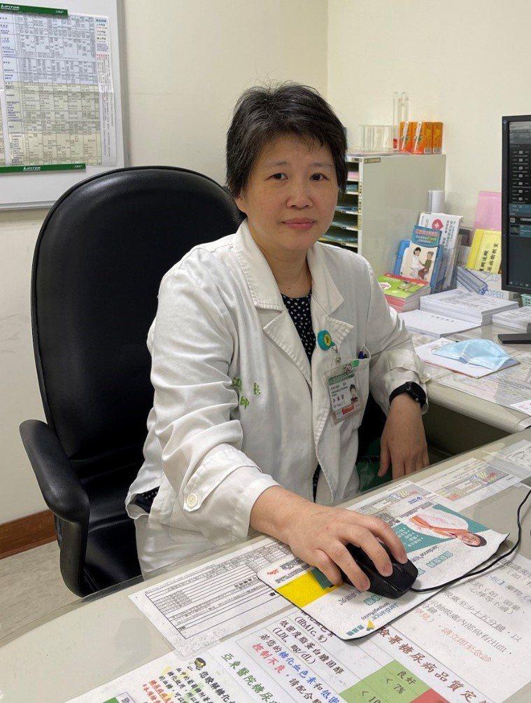 亞東醫院新陳代謝科江珠影醫師提醒,「血糖高會讓白血球清除致病菌的能力變差,有機會...