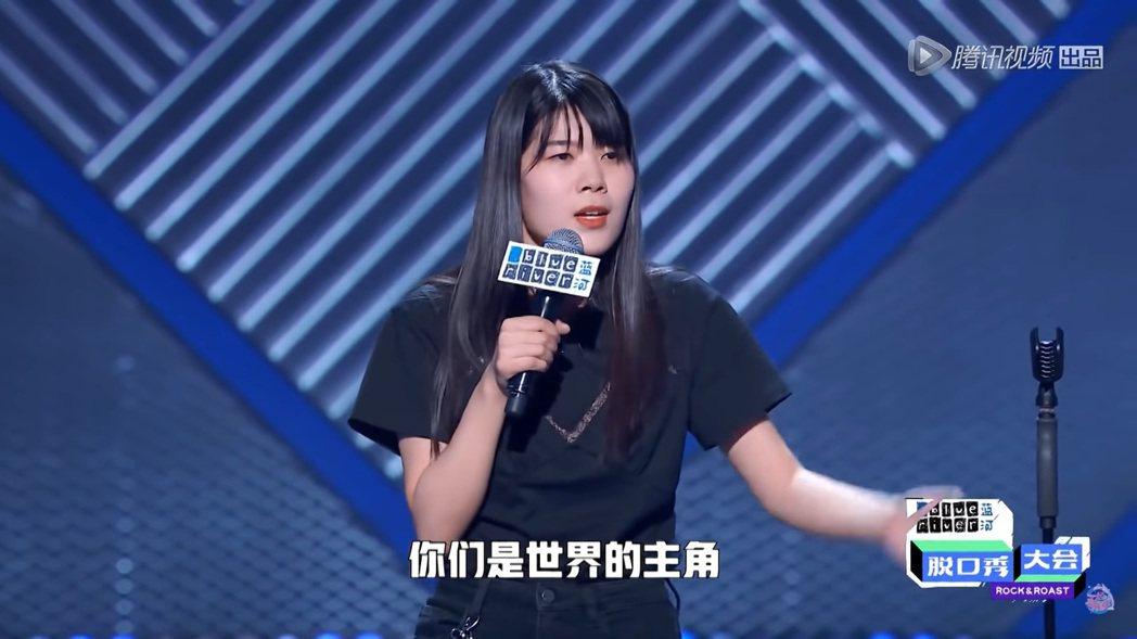 楊笠脫口秀時常以性別議題、男女差異來作為內容題材。其中一次比賽,她說相較於一般女...