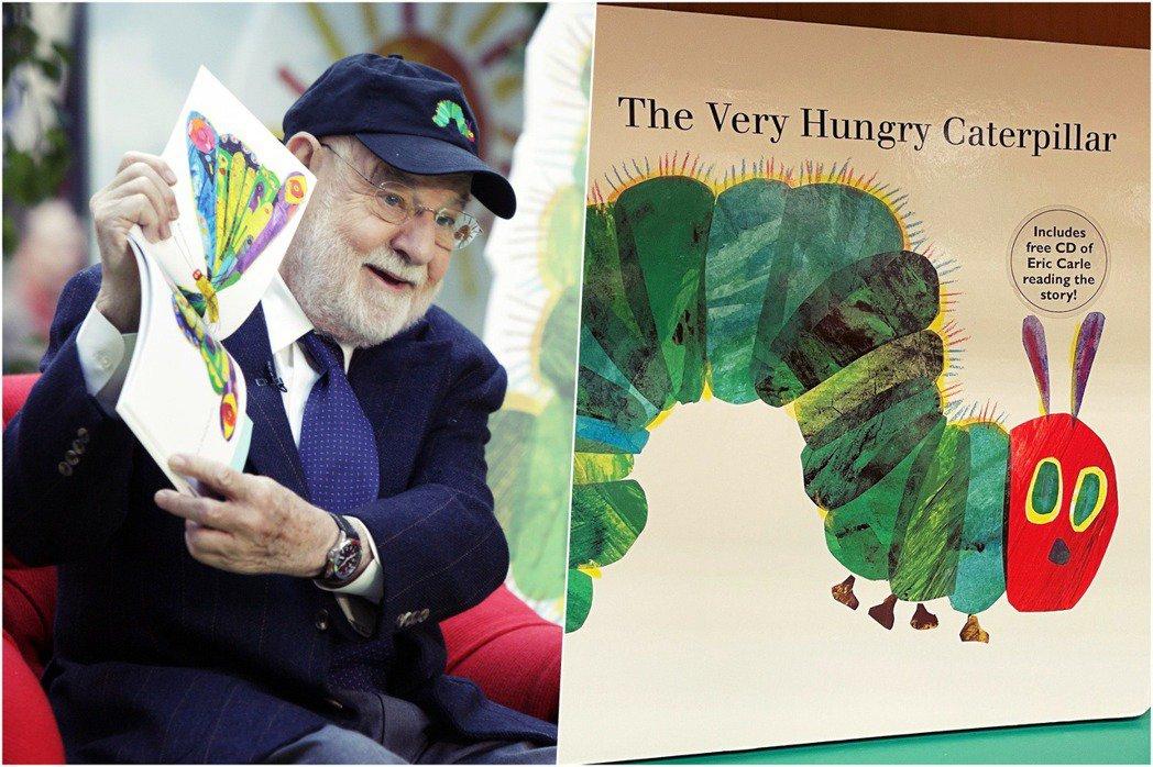 國際知名的暢銷繪本《好餓的毛毛蟲》作者——艾瑞.卡爾(Eric Carle)——...