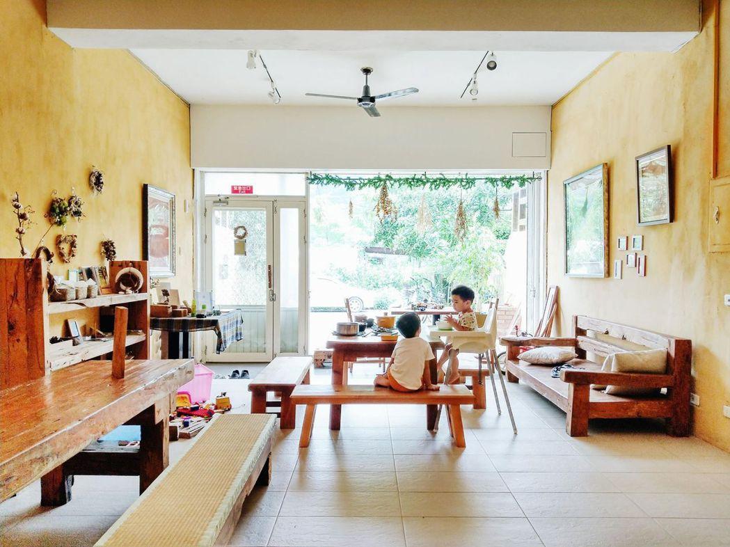 搬去花蓮之前,短住在宜蘭的家。  圖/李維尼攝影