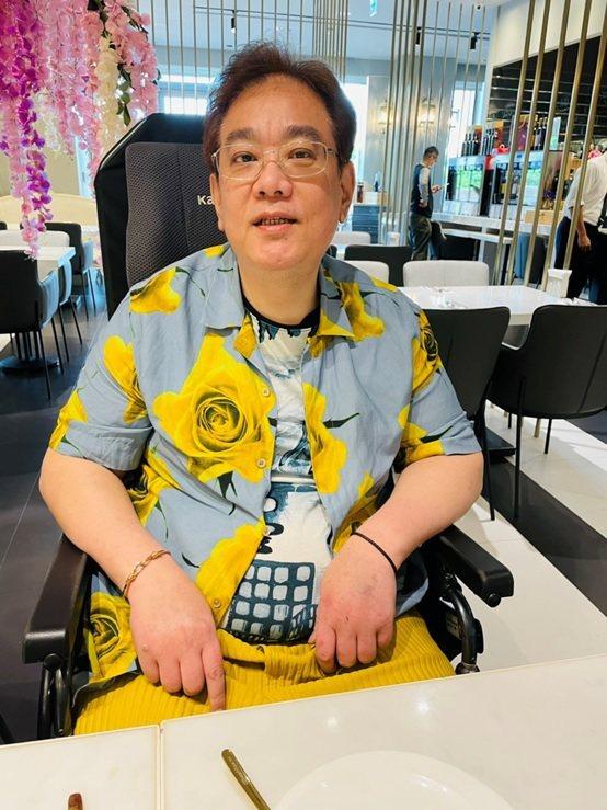 萬安生命科技創辦人吳珅篁。 台灣長照醫學會/提供