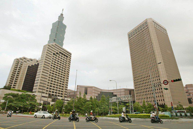 台北世界貿易中心。聯合報系資料照