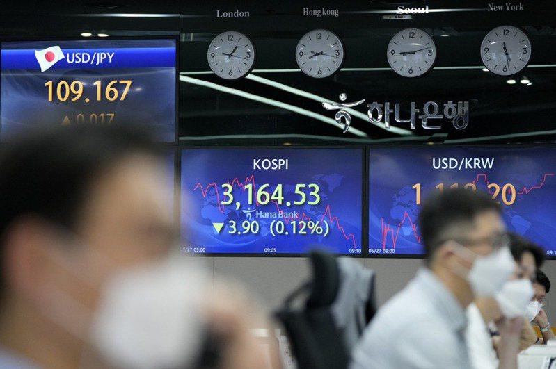 美国5月PPI劲扬吓到投资人 亚股跌多涨少