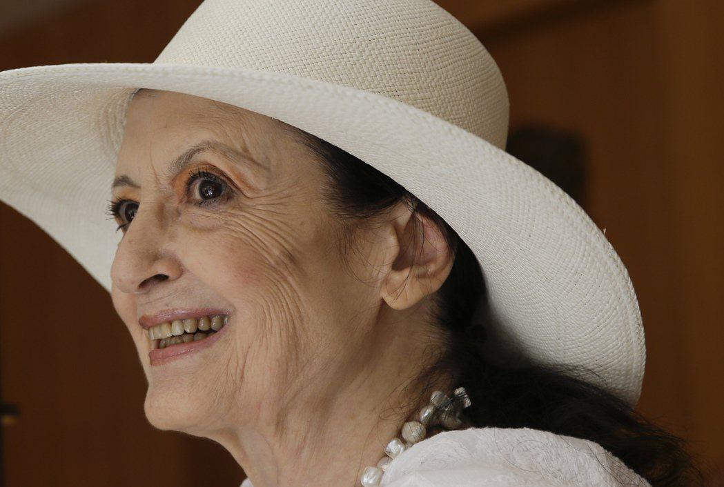 義大利最知名芭蕾舞巨星弗拉奇辭世,享壽84歲。圖/美聯社