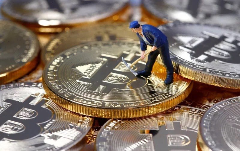 大陸目前正在積極打擊虛擬貨幣。路透