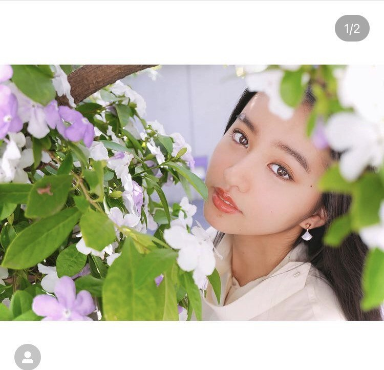 木村光希配戴寶格麗Divas' Dream耳環。圖/取自IG @kok...