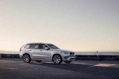 科技安全面面俱到 Volvo XC90 獲美國《Parents Magazine》最佳家庭用車首選!