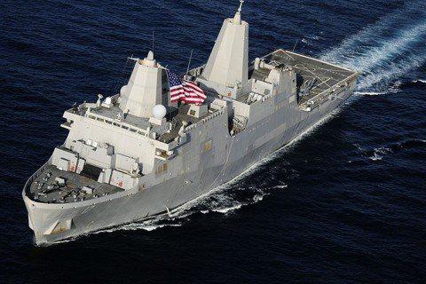 玉山軍艦的模範?新世代兩棲作戰艦艇:美國聖安東尼奧級船塢運輸艦