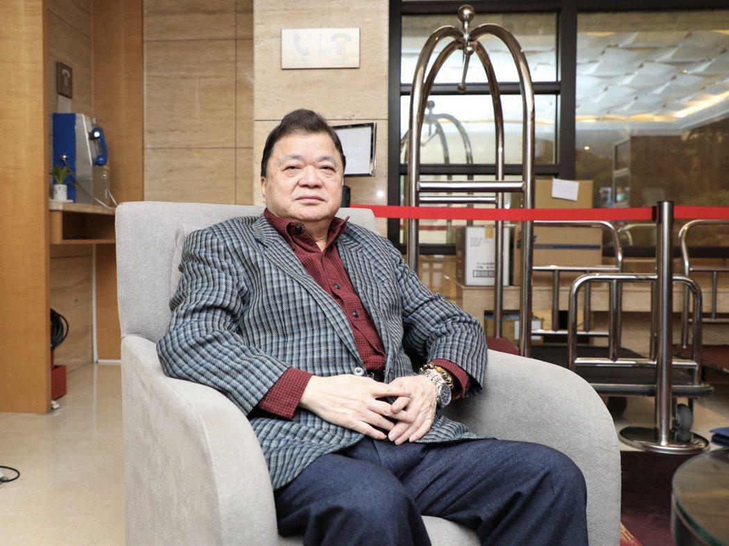 圖說:名緯廣告媒體集團董事長唐錦祥相信台灣一定能夠平安渡過這段抗疫的嚴竣時期。