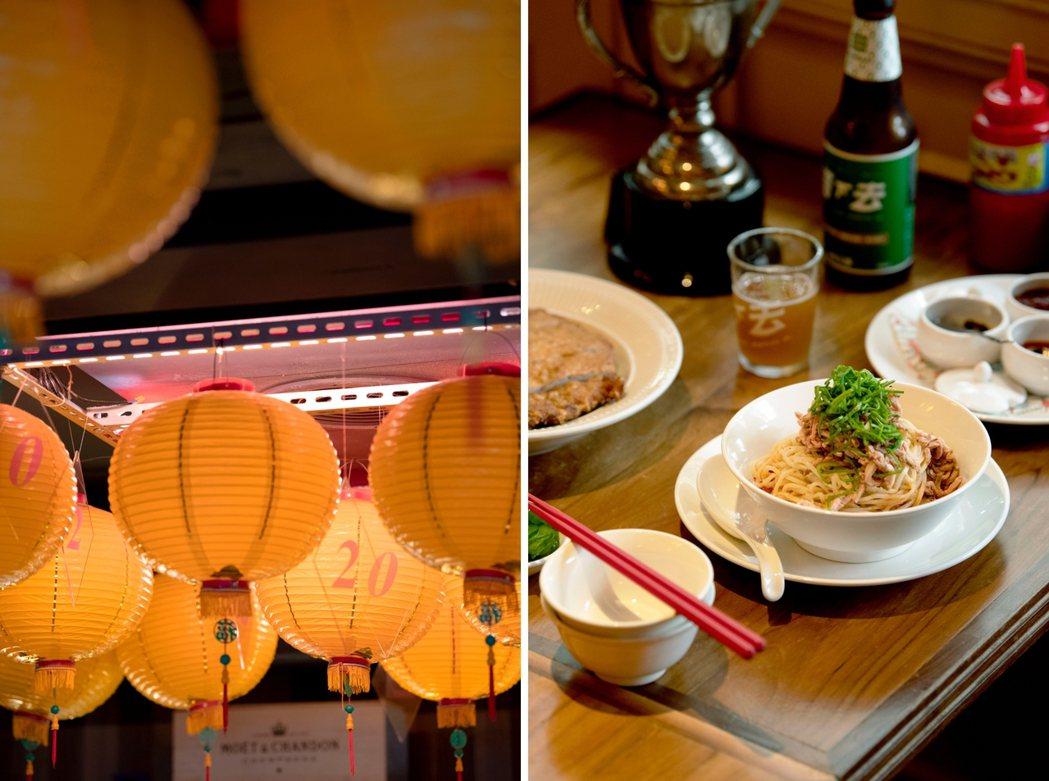 貓下去敦北俱樂部,成為男子們最常推薦給外國友人的餐廳之一。 圖/時報出版提供