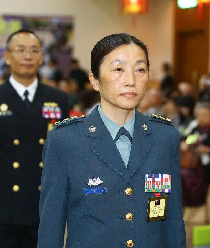 傳陸軍陸勤部政戰主任辜麗都將調任憲兵指揮部政戰主任。圖/本報系資料照