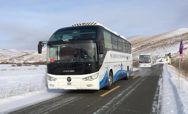 大陸氫能車2019與2020年持續兩個冬季實際上路檢測顯示,氫燃料電池汽車低溫性、續駛里程明顯優於純電動汽車。圖源:科技日報