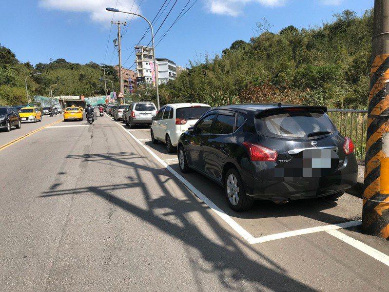 鼓勵宅在家用這招,林右昌宣布路邊停車格例假日免收費。圖/基隆市政府提供