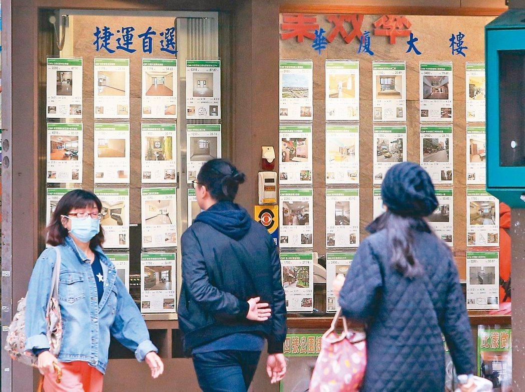 買屋最好量力而為,若真的付不出可透過協商、取得較長的還款時間與條件。本報資料照片