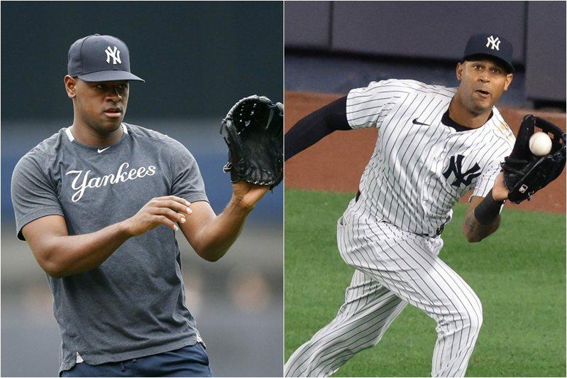 洋基外野手希克斯及前王牌投手塞維里諾的合約被《紐約郵報》批評為災難。 路透、法新社