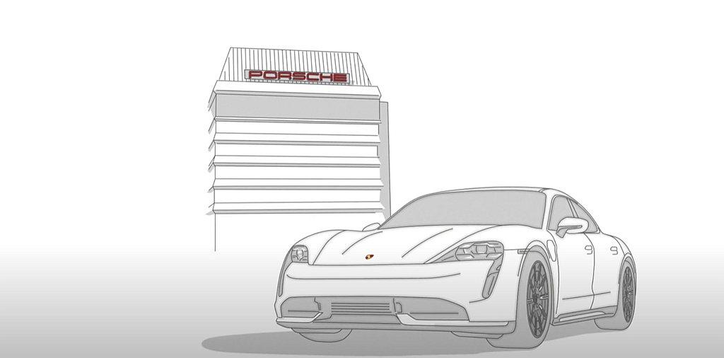 保時捷更提供最獨特的購車體驗,每位Taycan車主可隨時透過My Porsche...
