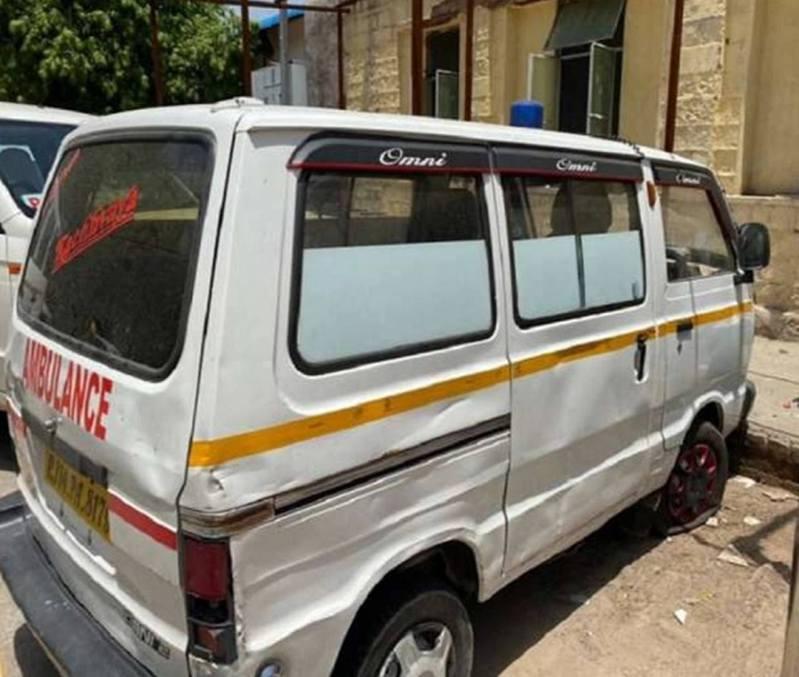 印度1名24歲女子被騙上救護車,司機偕友人對她性侵。圖/網上圖片