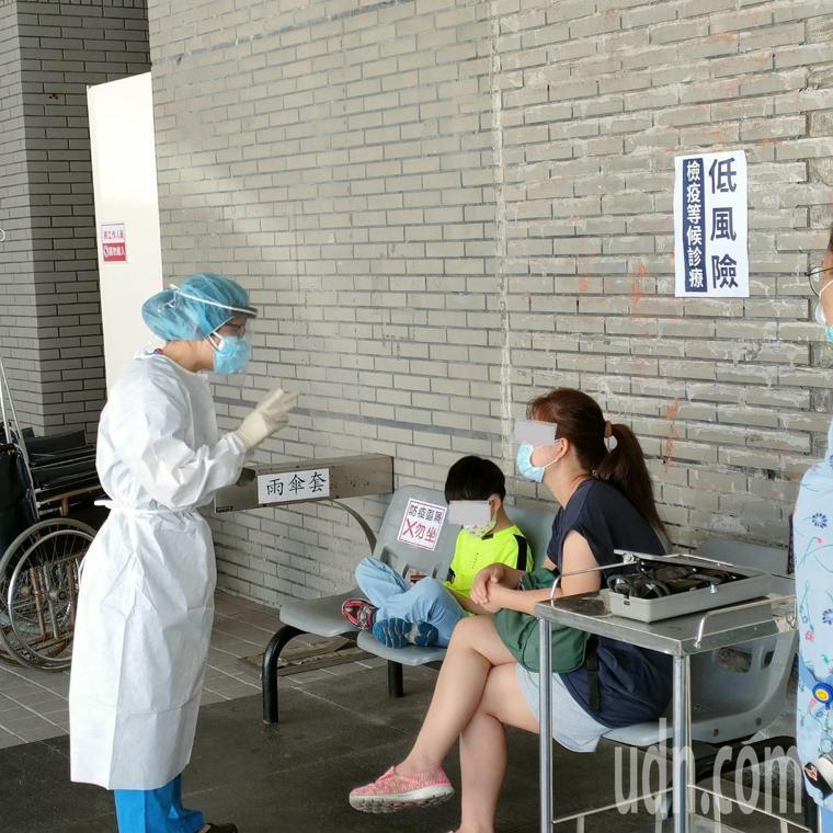 國內新冠病毒疫情嚴峻,全國第三級警戒,台東基督教醫院將接收Covid-19產兒科...